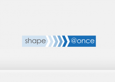 shape@once