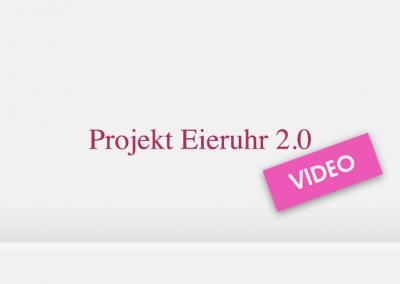Projekt Eieruhr 2.0 Video